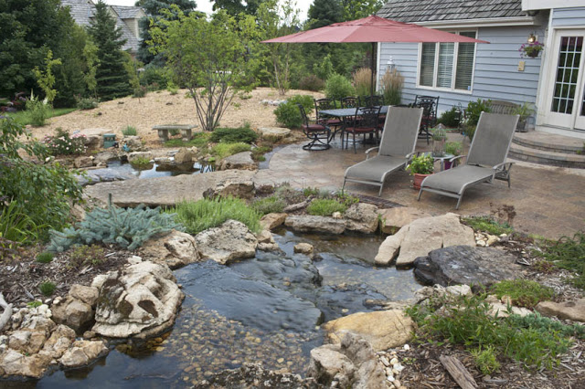 "Outdoor Spaces: A ""Peace"" of Paradise"