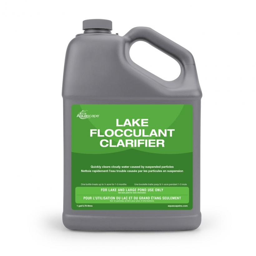 40023 Lake Flocculant Clarifier - 1 gal