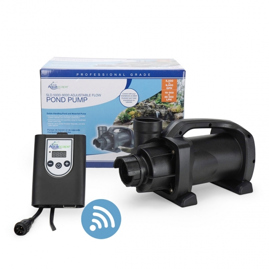 Aquascape SLD Adjustable Flow Pond Pump