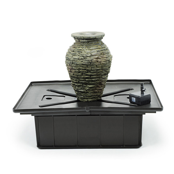 pond filter urn mini water fountain kit