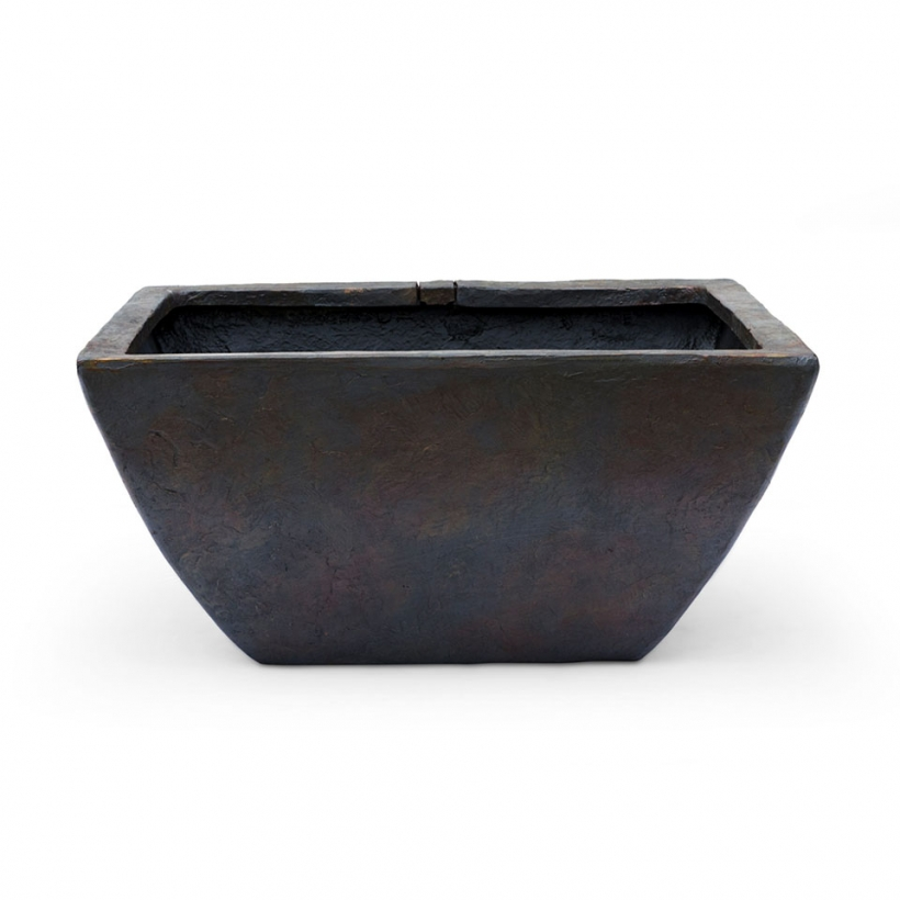 "Textured Gray Slate 33"" Patio Pond - 45 gal"