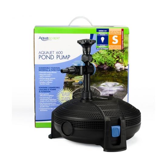 AquaJet 600 Pond Pump
