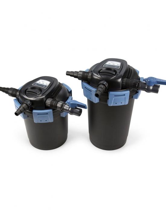 Ultraklean filtration kits aquascape inc for Biological pond filter