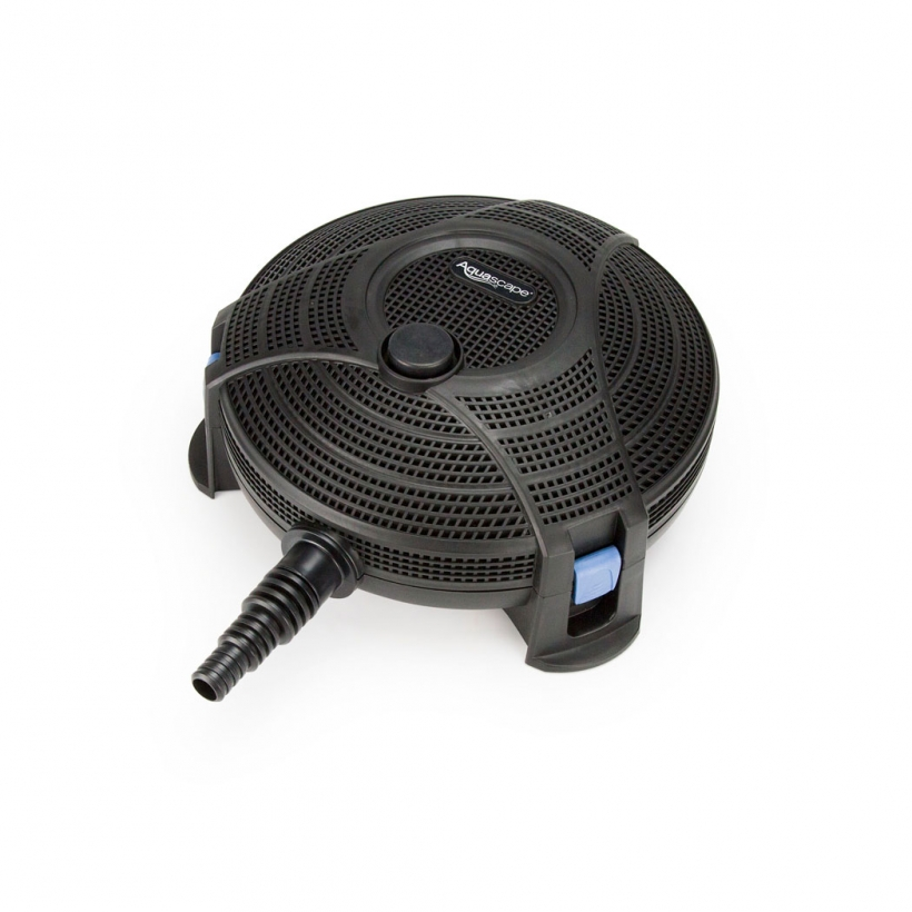 aquascape submersible pond filter