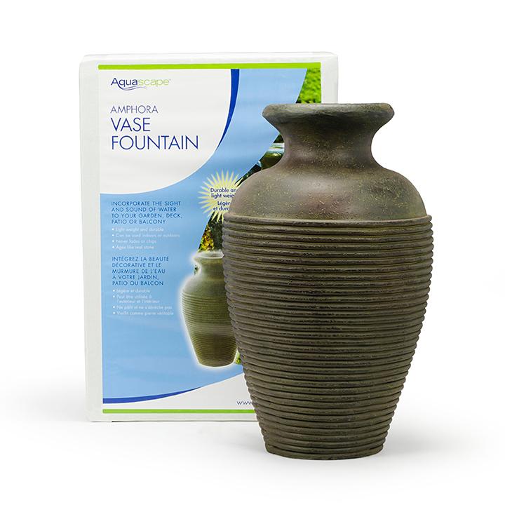 amphora vase fountain aquascape inc
