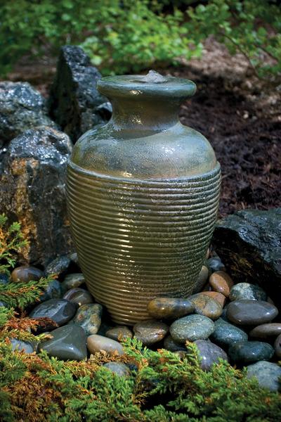 amphora vase fountain kit