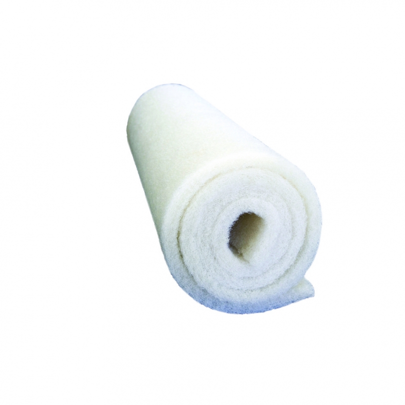 "Coarse Filter Media Roll - 1.25"" Thick"