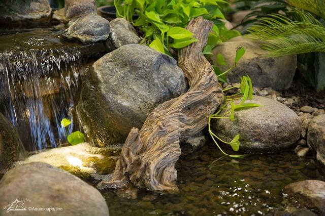 Aquascape Pond Faux Driftwood