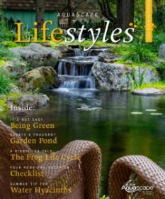 Aquascape Lifestyles Magazine - Spring/Summer 2021