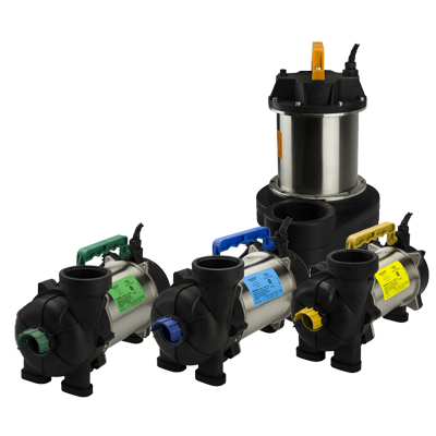 Aquascapepro Pond Pumps Waterfall Pumps High Flow Pond Pump