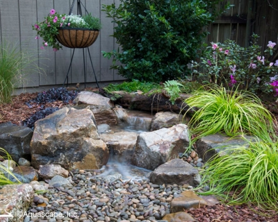 Backyard Waterfall Build a Small Waterfall in your Backyard
