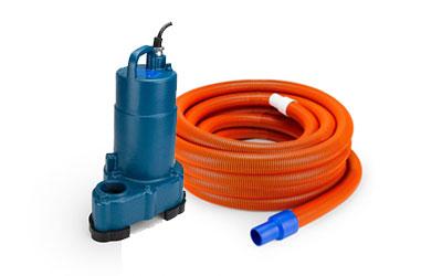 Category cleanout pump
