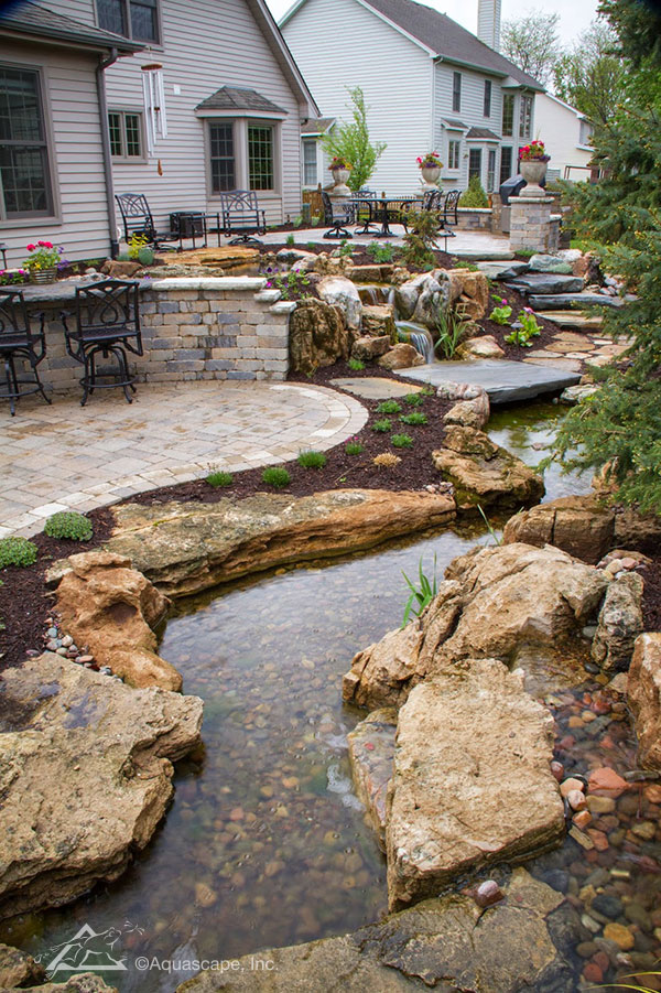 Who Doesn T Want The Perfect Backyard Aquascape Inc