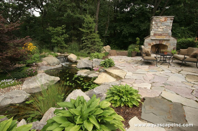 Pond Paradise in the Backyard - Aquascape, Inc.