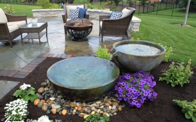 Landscape Ideas Small E Water Features