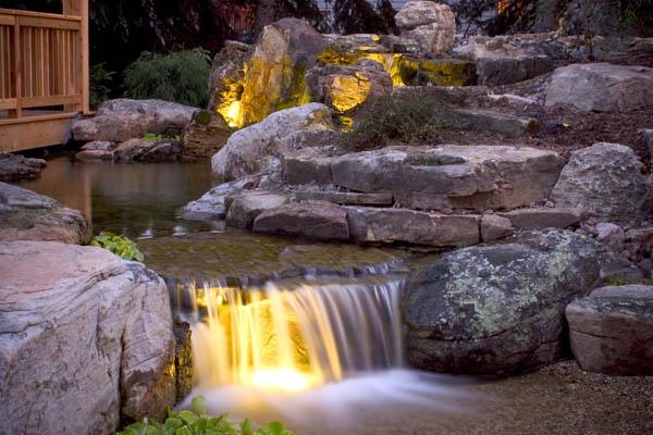 Waterfall Light