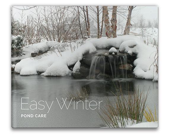 Aquascape Winter Pond Care e-Book