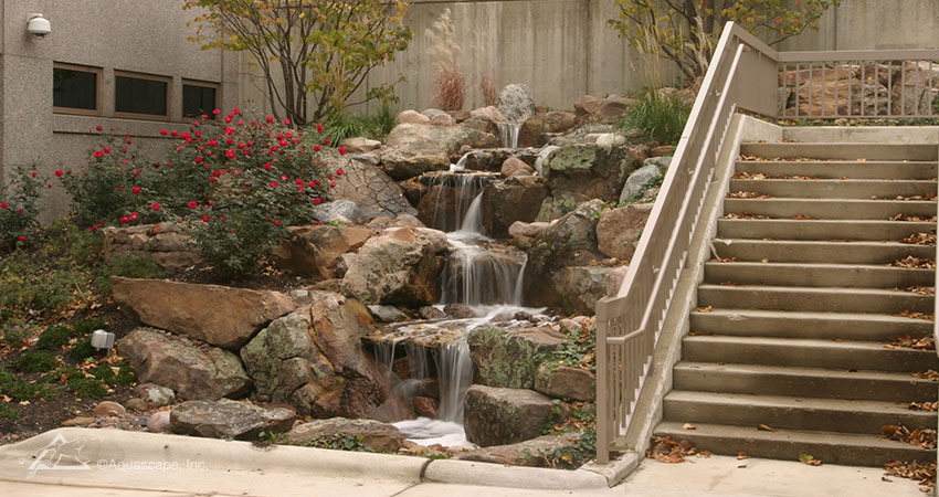 Pondless Waterfall - After
