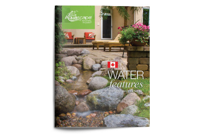 aquascape catalog canada water features