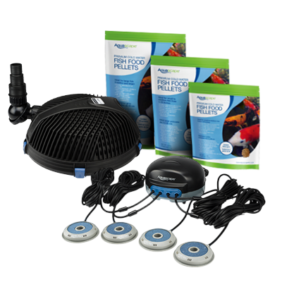 Seasonal Pond Products Pond Aerator Beneficial Bacteria