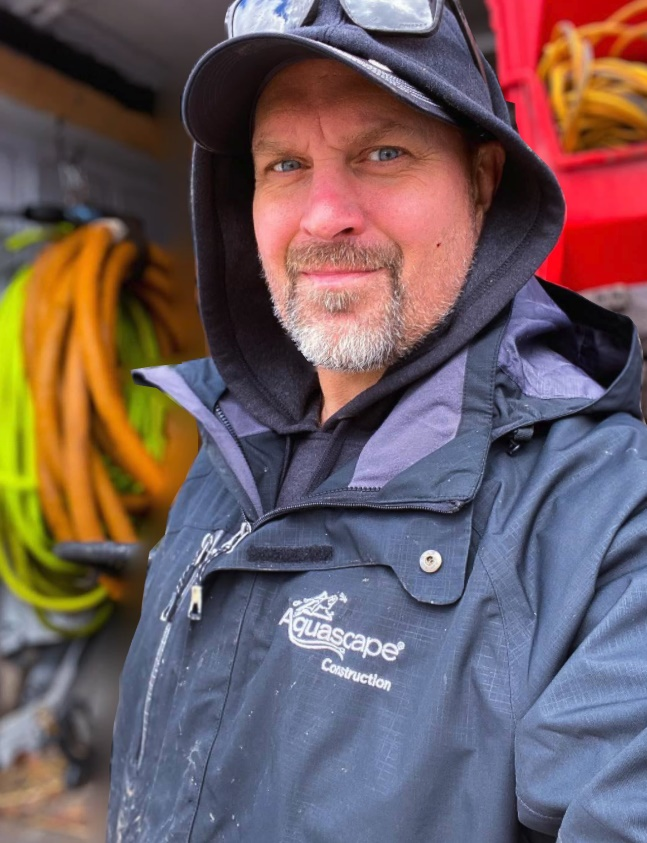 Greg Wittstock, The Pond Guy - Owner of Aquascape, Inc.