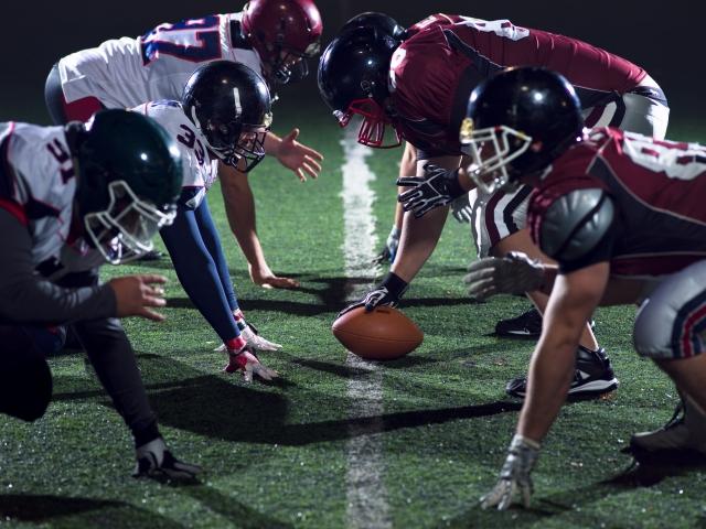 Moms Should Let Their Kids Play Football! - Aquascape Professionals