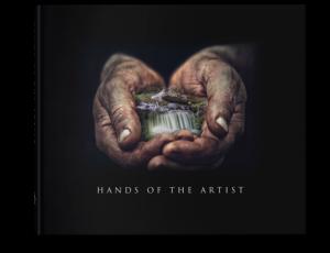 Hands of Artist Coffee Book