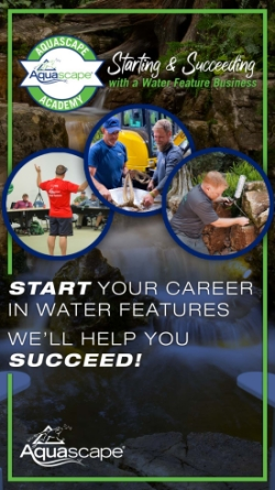 Aquascape Academy - Succeeding with Water Features